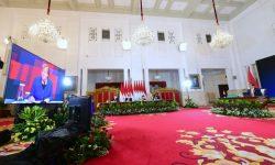 Jokowi dan Angela Merkel Buka Hannover Messe 2021