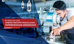 BI Triwulan I 2021: Kinerja Industri Pengolahan Diperkirakan Meningkat