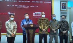 Bahas Rencana Pembangunan Ibu Kota Negara, Presiden Jokowi Terima Sejumlah Asosiasi Profesi