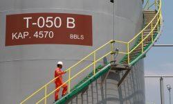 Triwulan I-2021, Produksi Migas Subholding Upstream Pertamina 861 MBOEPD