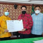Kementerian PUPR Serahkan Hibah Barang Milik Negara ke Pemkab Nunukan