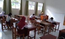 Demi Cita-Cita, Anak PMI di Malaysia Ikuti Ujian Kelas VI di Sebatik