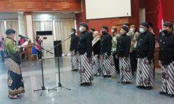 Uce Prastyo Resmi Menjadi Ketua DPD Ikatan Keluarga Jawa Kutim