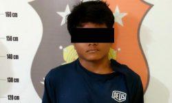Warga Mangkupalas Tertangkap Tangan Mencuri Perahu di Sangasanga Muara