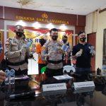 Curi Uang BOS Rp 160 Juta, Penjaga Sekolah Ibnu Sina Nunukan Ditangkap Polisi
