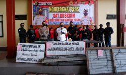 Polisi Ringkus Oknum Pengacara Anggota Mafia Tanah