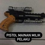 Iming-iming Pistol Mainan, Kakek di Samarinda Cabuli Anak Tetangga