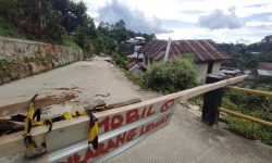 Imbas Hujan Lebat, Longsor di Talang Sari Ancam 20 Jiwa Mengungsi