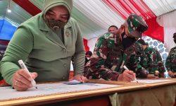Pangdam VI Mulawarman Kagum Melihat Perkantoran di Bukit Pelangi Sangatta