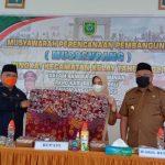 TP PKK Kelay Luncurkan Batik Empu Wanyi