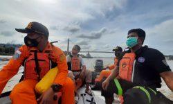 Sebelum Karam, LCT Diduga Muatan CPO Berlayar dari Palaran