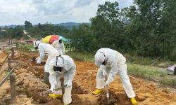 Mengharukan, Suami Istri Pasien Covid-19 di Samarinda Wafat Hampir Bersamaan