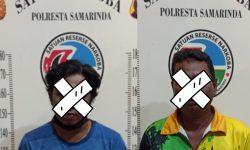 Tepergok Bawa Sabu, Didik dan Dicky Bakal Lebaran di Penjara