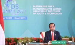 Di KTT D-8, Presiden Jokowi Ajak Dunia Produksi Vaksin Covid-19
