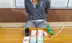 Meresahkan Warga, Pria di Sebulu Kukar Ditangkap Gara-gara Narkoba