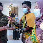 Rian dan Nurul Afifah, Duta Genre Berau 2021