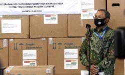Dubes India Apresiasi Bantuan Penanganan COVID-19 dari Indonesia