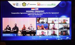 PSNGasifikasi Batubara Tanjung Enim Setara Rp30 Triliun