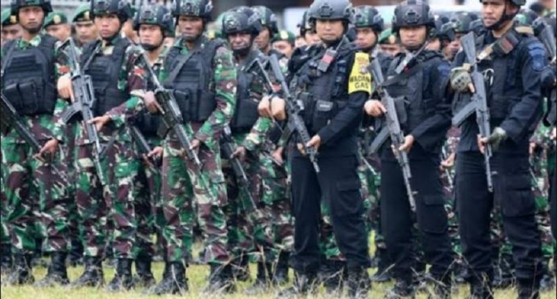 Satgas Ops Nemangkawi Petakan Kelompok Teroris KKB di Papua