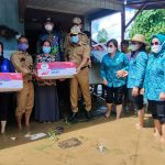Tinjau Banjir di Malinau, Gubernur Minta Pendataan Warga Terdampak