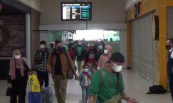 Puncak Arus Balik di Bandara SAMS Sepinggan Balikpapan Terjadi Hari Ini