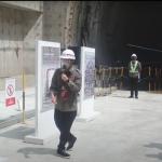 Progres Konstruksi Kereta Cepat Jakarta – Bandung 73 Persen