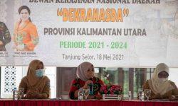 Rachmawati Sinergiskan Proker Dekranasda dengan OPD