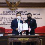 Gandeng Korea, Kementerian PANRB Fokus Pengembangan SPBE