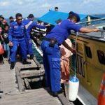 Polair Bontang Patroli Perairan, Ingatkan Pentingnya Keselamatan Diri Wisatawan