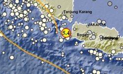 Warga Kabupaten Pandeglang Rasakan Gempa M5,4