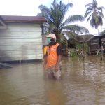 Banjir dan Longsor di 7 Kecamatan di Kabupaten Nunukan Masih Berstatus Siaga Darurat