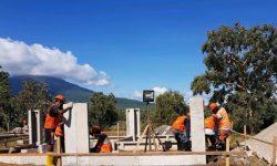 Pemerintah Mulai Bangun Hunian Tetap Bagi Korban Bencana Banjir di NTT