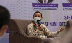 KPU Wacanakan Penyederhanaan Surat Suara Pemilu 2024