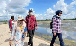 Sarifatul Sya'diah Bahas Produktivitas Tambak Udang dan Lahan Masih Dalam KBK