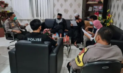 Kasus Diusirnya Pria Pakai Masker dalam Masjid Berakhir Damai