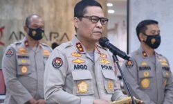 Polri Resmi Tahan Munarman terkait Kasus Dugaan Terorisme