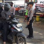 Polisi Tambah Personil di Penyekatan Kedungwaringin, Cegah Penerobos Mudik