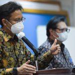 Mutasi Virus Corona, Menkes: Disiplin Protokol Kesehatan Harus Terus Dijalankan
