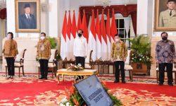 Presiden Jokowi: Pandemi Beri Pelajaran Luar Biasa Dalam Perencanaan Pembangunan