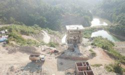 Progres 90,18 Persen, Pembangunan Bendungan Ladongi Ditarget Rampung Akhir 2021