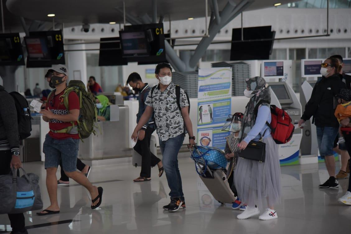 Peniadaan Mudik 6-17 Mei, Bandara SAMS Sepinggan Balikpapan Tetap Beroperasi – Niaga.Asia