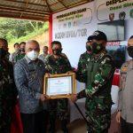 Bikin Bangga, Gubernur Isran Nobatkan Kodim 0906/Tenggarong Sebagai Kodim Inovatif