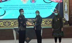 Pemkab Nunukan Raih Opini WTP 6 Kali Berturut-Turut dari BPK RI Kaltara