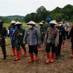 Gubernur Isran Tegaskan Dukungan Pemprov Kaltim Kepada TNI Bangun Pertanian Modern