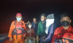 Bukan Dua Tapi Lima Nelayan Tarakan yang Terombang Ambing di Speedboat Selamat
