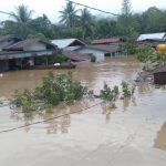 Lebih dari 2.000 KK Terdampak Banjir di Berau