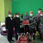 Gerak Cepat, Pemkab Kutim Salurkan Bantuan Banjir di Telen