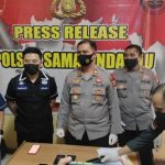 Bawa Kabur 12 Motor, 4 Sindikat Begal Ngaku Polisi di Samarinda Diringkus