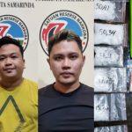 Rumah di Karang Asam Digerebek, Polisi Sita 421,5 gram Sabu