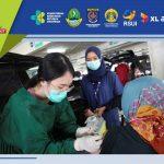 XL Axiata Perpanjang Sentra Vaksinasi, Sudah 28 Ribu Orang Divaksin Covid-19